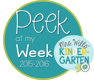 Peek at My Week: Week #3