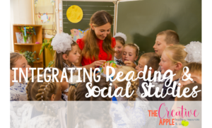 integrating reading and ss