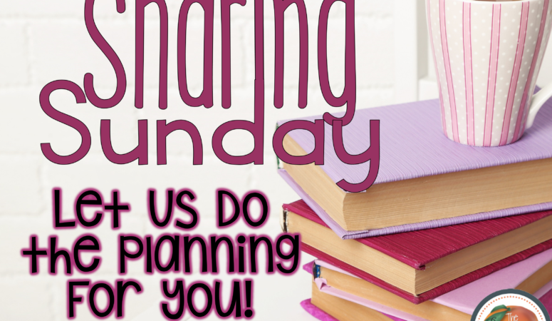 Sharing Sunday: January
