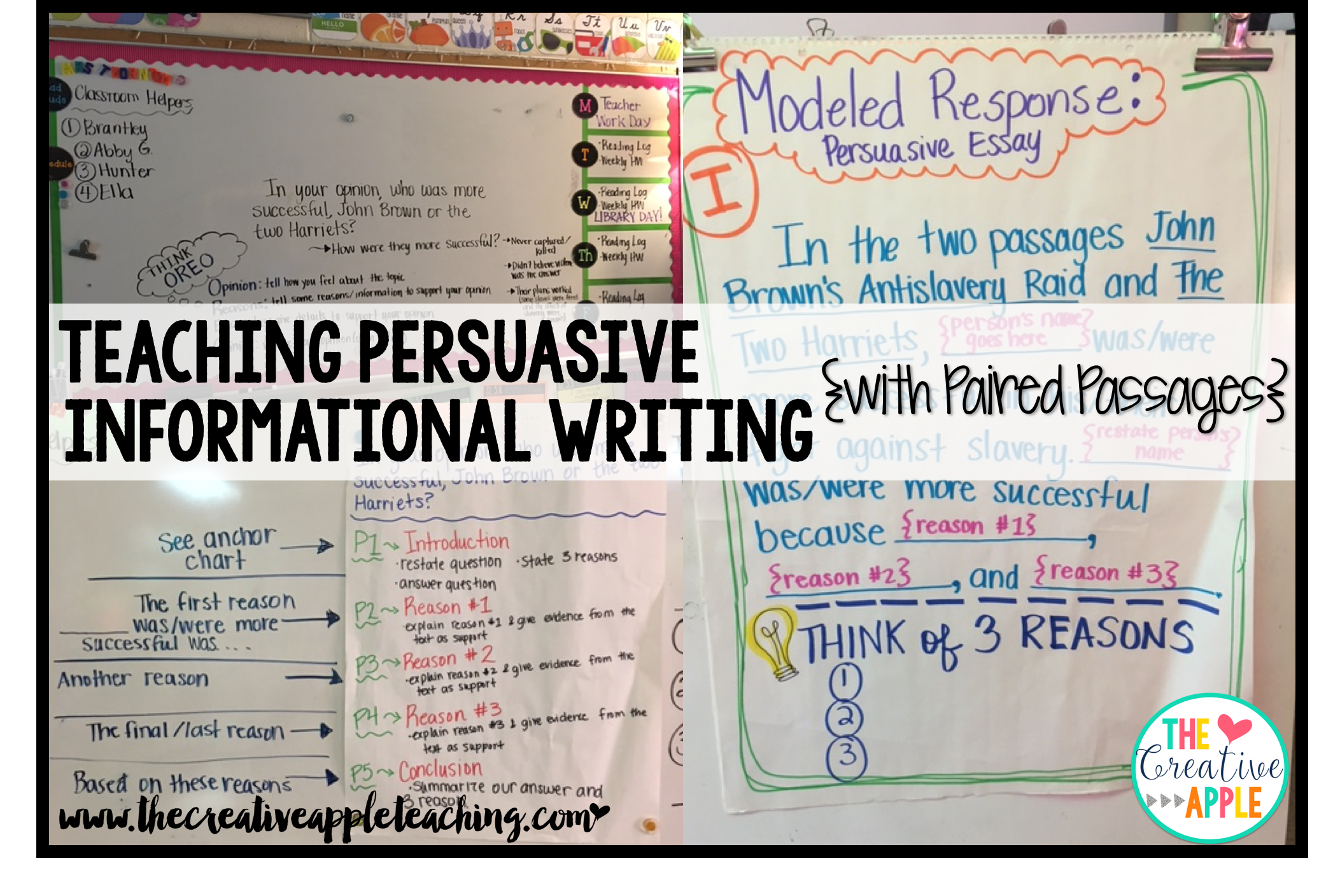 informational persuasive writing using paired passages the  a few weeks ago my 5th graders worked on persuasive writing by using paired informational passages you can the passages for on